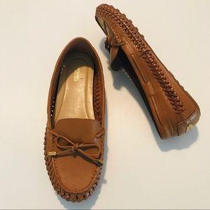 MICHAEL KORS   Leather   10   like new!